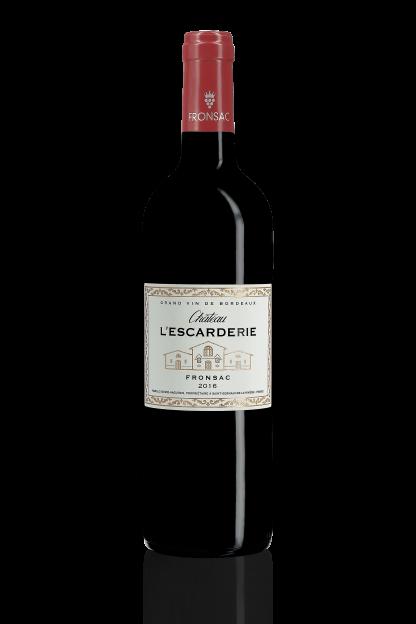 Château l'Escarderie Vin rouge